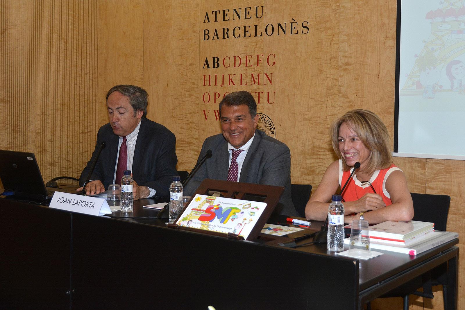Presentació a l'Ateneu Barcelonès - Juny 2017 (foto 4)