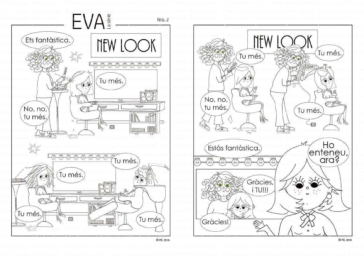 EVA, La Sèrie - Nr. 2