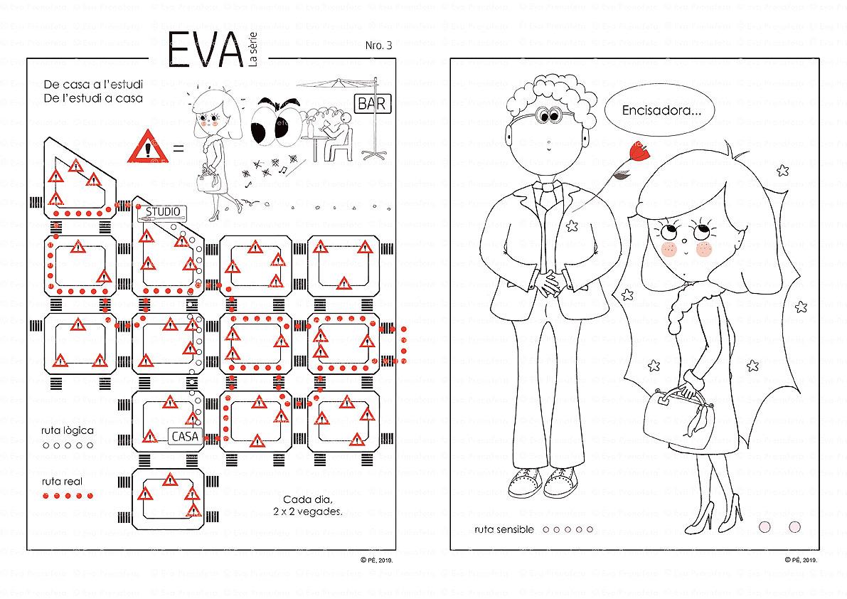 EVA, La Sèrie - Nr. 3