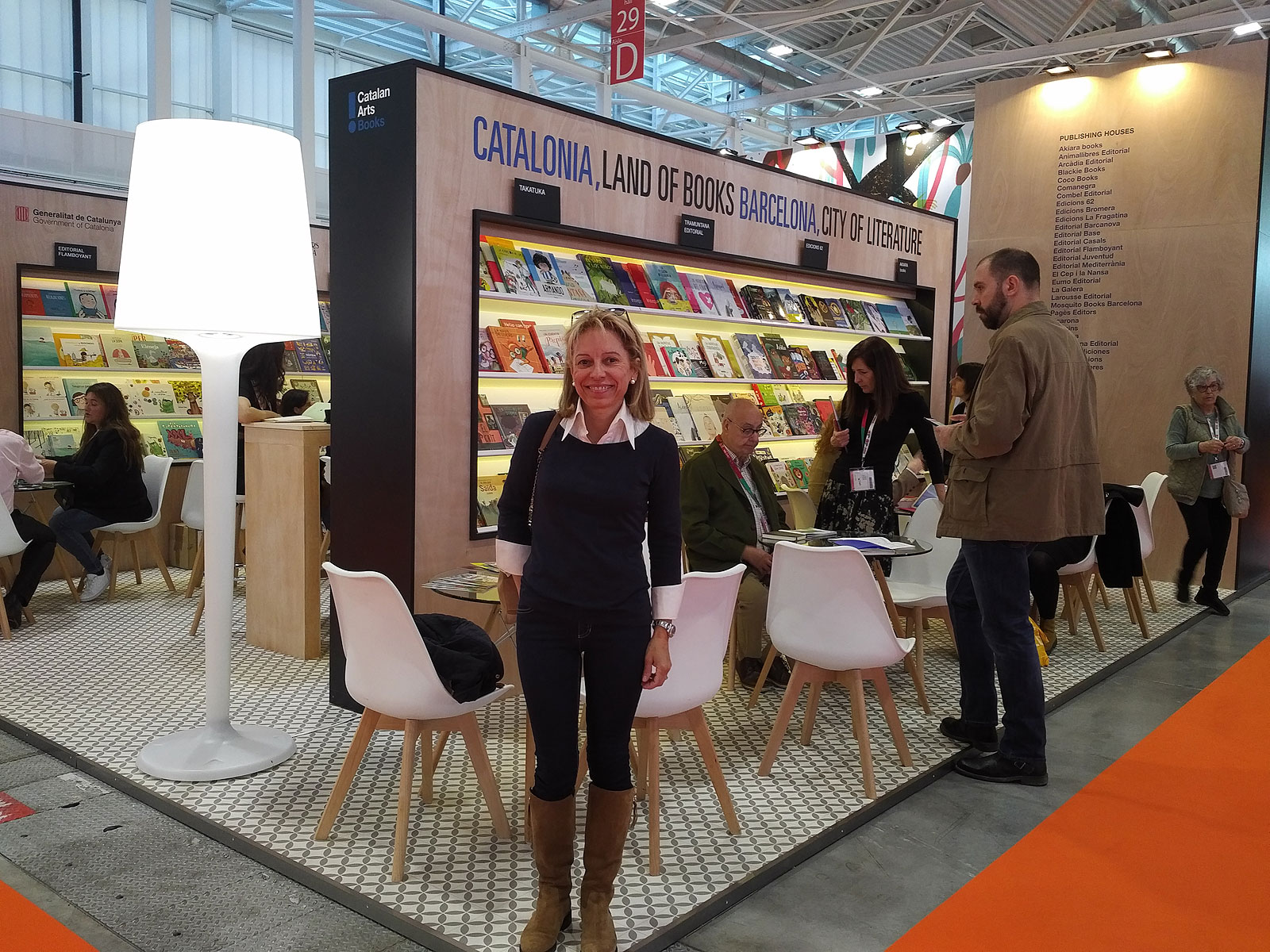 Bologna Children's Book Fair - 1-4 Abril 2019 (foto 1)