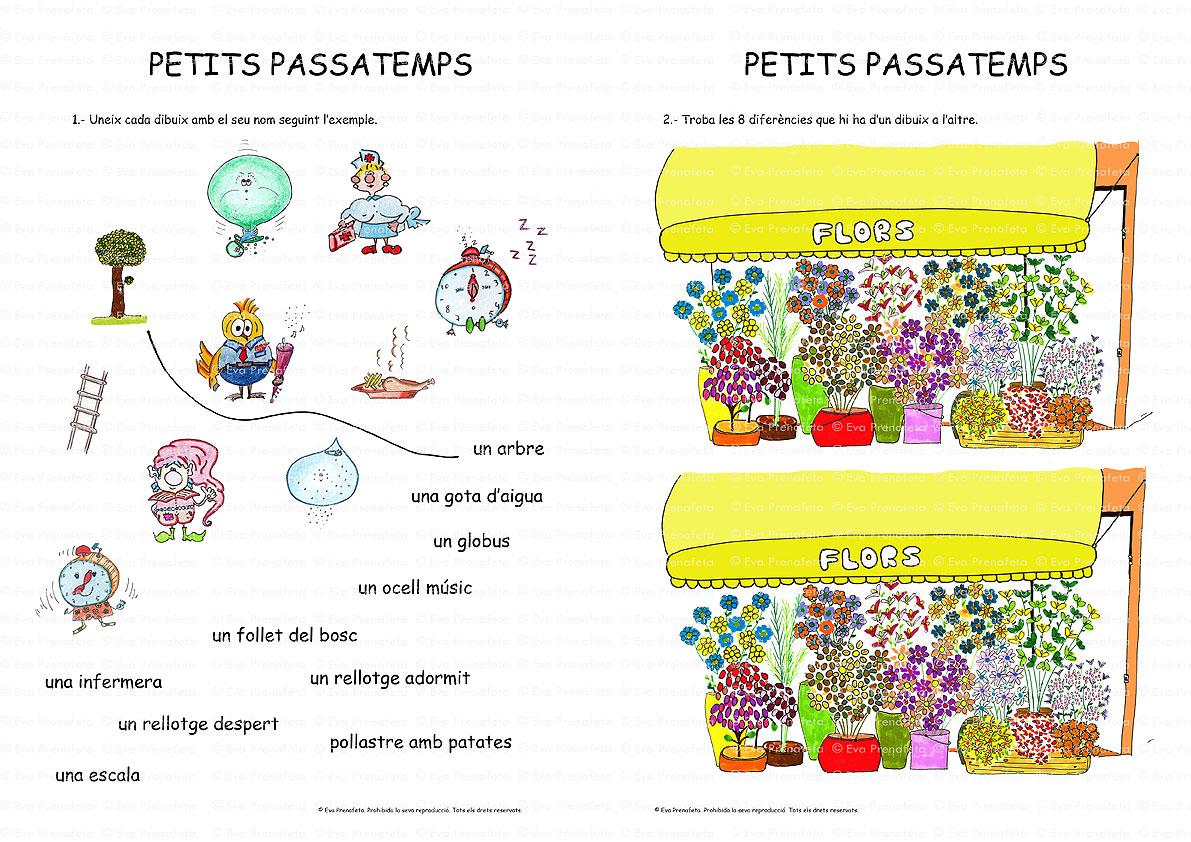 Petits Passatemps 01