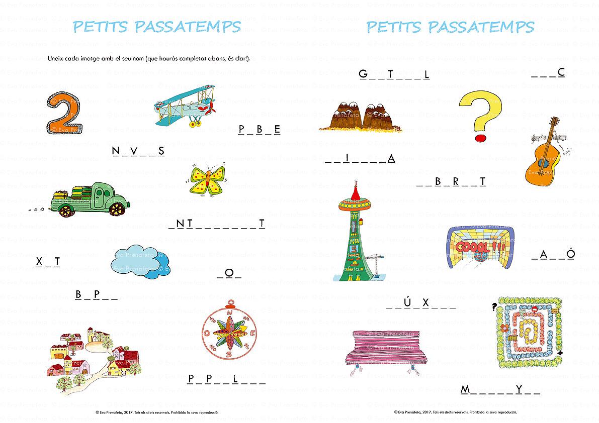 Petits Passatemps 02